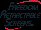 Freedom Retractable Screens Logo