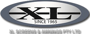 XL Screens and Awnings Logo